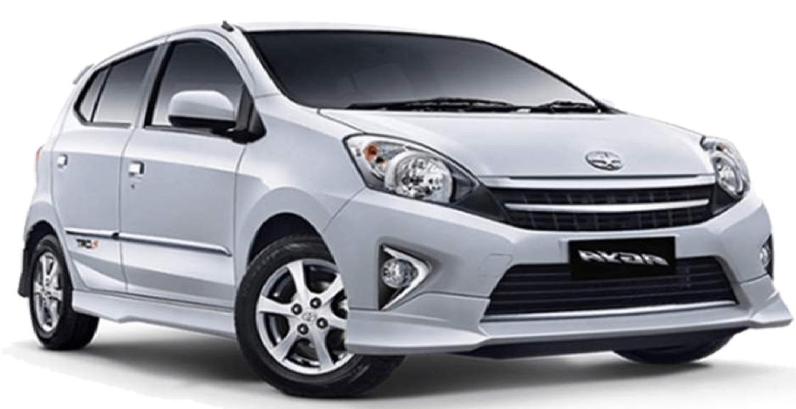 Ubud Car rental agya automatic